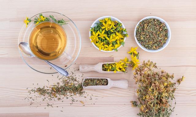 Sarı Kantaron Nedir ? Sarı Kantaron Çayı Nasıl Hazırlanır ?