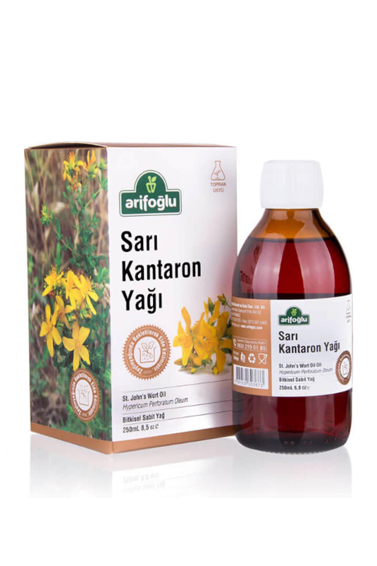 Sarı Kantaron Nedir? Sarı Kantaron Çayı Nasıl Hazırlanır?
